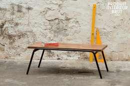 Table basse Regular: Salon de style de style Industriel par Maison En Vogue S.A.S.