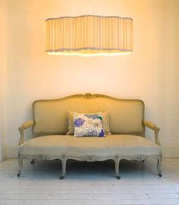 Salon de style  par Boatswain Lighting