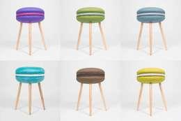 Locaux commerciaux & Magasins de style  par LI-VING design ideas