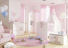 Möbelgeschäft MEBLIK: modern tarz Çocuk Odası
