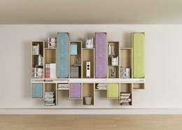 Salon de style de style Moderne par LI-VING design ideas