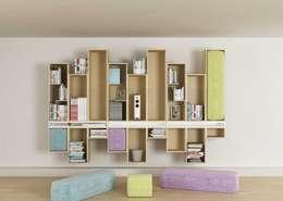 غرفة المعيشة تنفيذ LI-VING design ideas