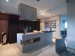 come separare la cucina dal soggiorno senza controindicazioni! - Dividere Cucina Dal Soggiorno Con Vetro 2