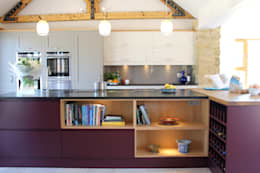 Old-Meets-New: modern Kitchen by Krantz Designs