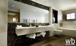 حمام تنفيذ Wilkinson Beven Design