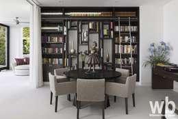 Salle à manger de style de style Moderne par Wilkinson Beven Design