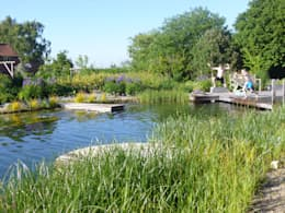 BIOTOP Landschaftsgestaltung GmbH: klasik tarz tarz Bahçe