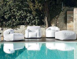 minimalistic Pool by Mobilificio Marchese