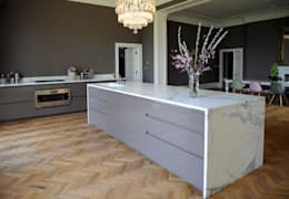 moderne Keuken door Artichoke