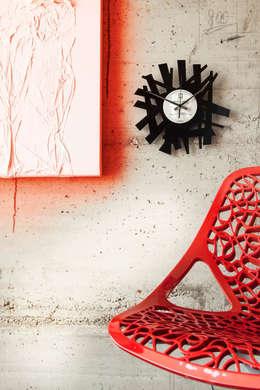 originelle wanduhren. Black Bedroom Furniture Sets. Home Design Ideas
