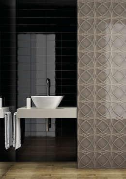 Hochglanzpolierte Fliesen. Moderne Badezimmer Von Ceramiche Grazia