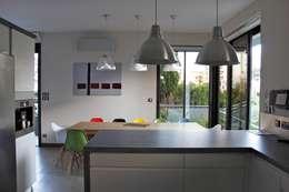 moderne Küche von Concrete LCDA