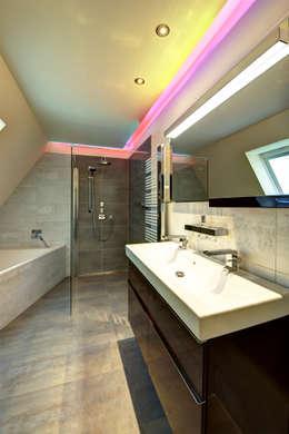 eclectic Bathroom by Innenarchitektin Katrin Reinhold
