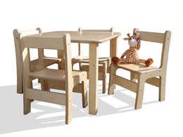 Kindermöbel: moderne Kinderzimmer von Die Schreiner - Christoph Siegel