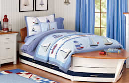 Dormitorios infantiles  de estilo  por oohlalamueblesinfantiles