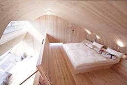 moderne Slaapkamer door Aberjung Design Agency