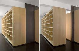 Appartamento Garbatella:  in stile  di Km0 Architetti