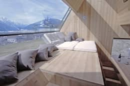 modern Bedroom by Aberjung Design Agency