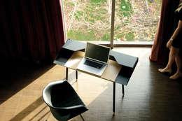 Sekretär Miss Moneypenny: moderne Arbeitszimmer von Radius Design