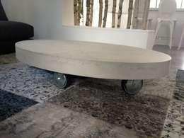 Concrete LCDA: modern tarz Mutfak