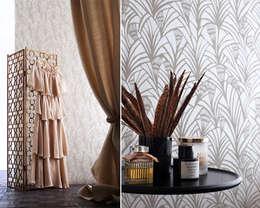 classic Living room by Au Fil des Couleurs