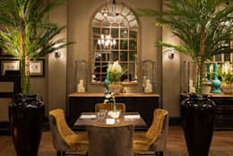 The Silkroad Interior Design:  tarz Oteller