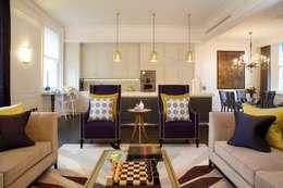 Living room by SB design Studio