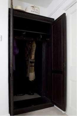 eclectic Bedroom by SB design Studio