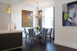 SB design Studio:  tarz Oturma Odası