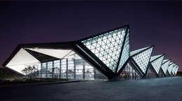 Stadions door Conceptlicht GmbH