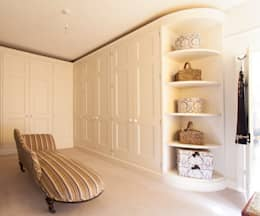 classic Dressing room by Baker & Baker