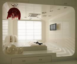 modern Bedroom by Mybeautifulife