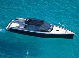 Yacht & Jet in stile in stile Moderno di Wally