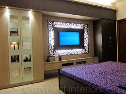 moderne Schlafzimmer von Cozy Nest Interiors