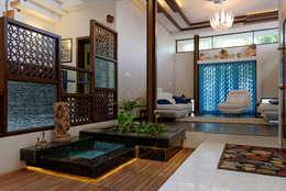 modern Conservatory by Cozy Nest Interiors