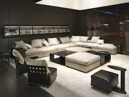 Living room by Mobilificio Marchese