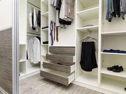 غرفة الملابس تنفيذ deinSchrank.de GmbH