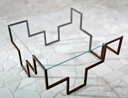 Iron age: la nuova era dei tavoli in ferro battuto