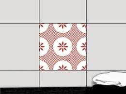 Fliesenaufkleber - Ornament Light 3:  Wände & Boden von creatisto GmbH