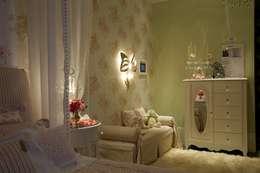 Dormitorios infantiles de estilo clásico por Patricia Novoa