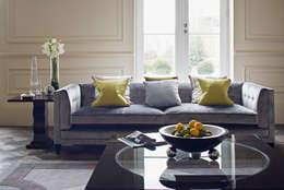LuxDeco: klasik tarz tarz Oturma Odası