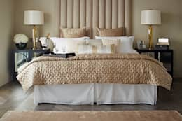 LuxDeco: klasik tarz tarz Yatak Odası
