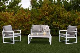 Muebles de terraza: Terrazas de estilo  de VICALHOME