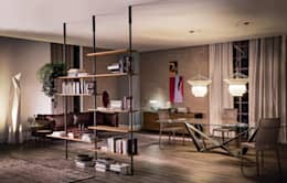 Salon de style  par Versat