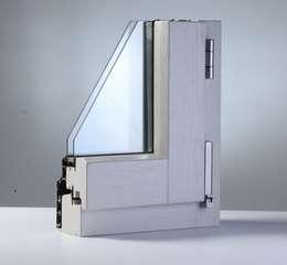 Projekty, nowoczesne Okna i drzwi zaprojektowane przez ANGER SRL