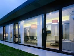 Ventanas de estilo  por Nan Arquitectos