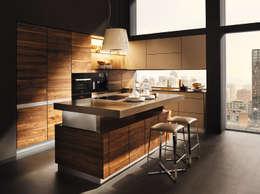 Cocinas de estilo moderno por Eckhart Bald Naturmöbel