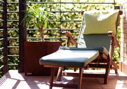 Jardines de estilo  por CLASS MANUFACTURING SA