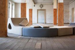 park: minimalistische Wohnzimmer von homify