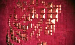 Walls & flooring by Lapèlle Design